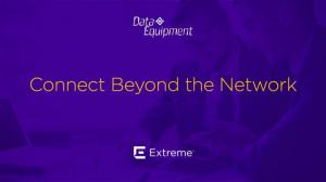 Connect Beyond the Network