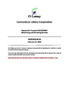 Connecticut Lottery Corporation
