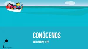 conócenos Indi marketers
