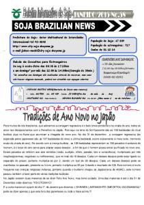 CONSULTAS AOS DOMINGOS 18 de Janeiro