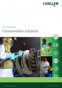 Consumables solutions