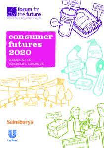consumer futures 2020
