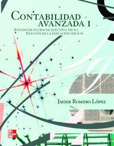 CONTABILIDAD AVANZADA I