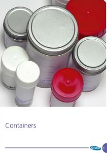 containers - disposable polystyrene