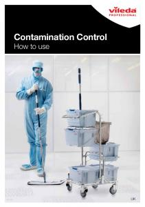 Contamination Control How to use