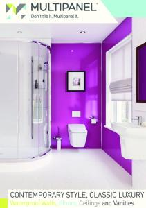 CONTEMPORARY STYLE, CLASSIC LUXURY Waterproof Walls, Floors, Ceilings and Vanities