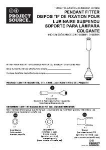CONTENIDO DEL PAQUETE