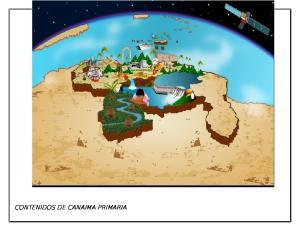 CONTENIDOS DE CANAIMA PRIMARIA