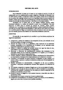 CONTENIDOS Y DISTRIBUCION TEMPORAL DE LOS MISMOS