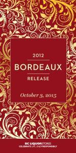 Contents. Introduction... 1 Bordeaux Vins Rouges... 7 Vins Blancs Sauternes Bordeaux Region Map Bottle Limits