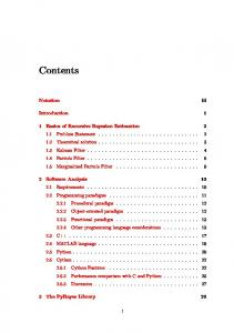 Contents. Introduction 1