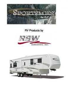 CONTENTS. KZ Sportsmen RV Products by RBW Industries 2006 Calendar Year. Identifying Slide Outs And Slide Out Components NO. 1