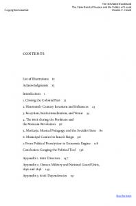Contents. List of Illustrations Acknowledgments