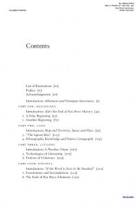 Contents. List of Illustrations [vii] Preface [xi] Acknowledgments [xv]