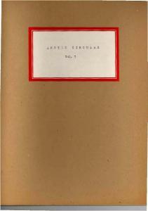 CONTENTS NO, 3 MARCH 1954