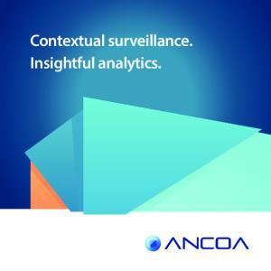 Contextual surveillance. Insightful analytics