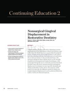 Continuing Education 2