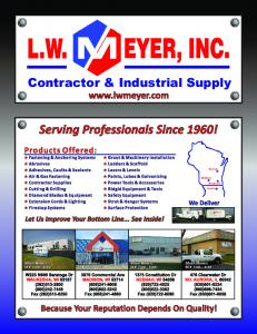 Contractor & Industrial Supply.  Serving Professionals Since 1960!