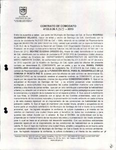 CONTRATO DE COMODATO '3