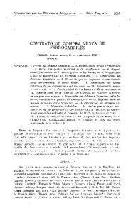CONTRATO DE COMPRA VENTA DE FERROCARRILES
