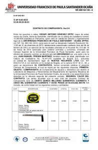 CONTRATO DE COMPRAVENTA No.014
