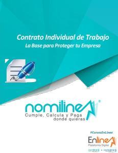 Contrato Individual de Trabajo La Base para Proteger tu Empresa
