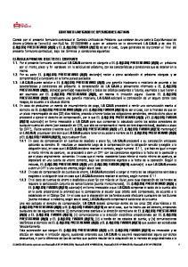 CONTRATO UNIFICADO DE OPERACIONES ACTIVAS