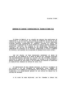 CONTRATOS DE LIQUIDEZ Y ESPECIALISTAS EN VALORES DE RENTA FIJA