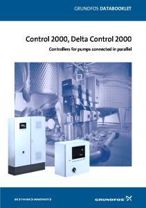 Control 2000, Delta Control 2000