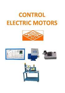 CONTROL ELECTRIC MOTORS
