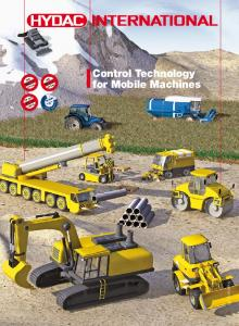 Control Technology for Mobile Machines