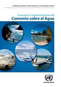Convenio sobre el Agua