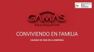 CONVIVIENDO EN FAMILIA CALIDAD DE VIDA EN LA EMPRESA