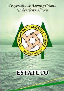 COOPERATIVAA DE AHORRO Y CREDITO TRABAJADORES ALICORP Ltda
