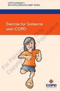 COPD Foundation's Slim Skinny Reference Guide (SSRG) COPD FOUNDATION