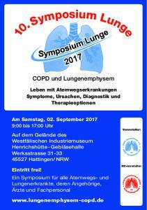 COPD und Lungenemphysem