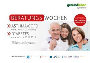 COPD vom DIABETES. vom