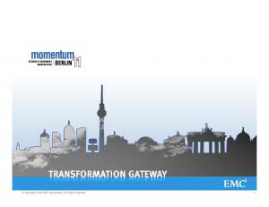 Copyright 2011 EMC Corporation. All rights reserved