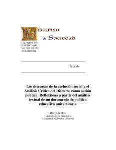 Copyright 2013 ISSN Vol. 7(4), Artículo