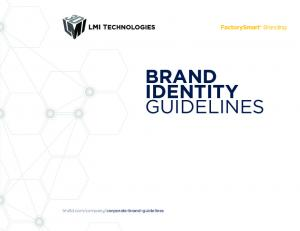 corporate-brand-guidelines BRAND IDENTITY GUIDELINES