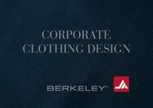 CORPORATE CLOTHING DESIGN