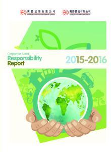 Corporate Social. Responsibility Report