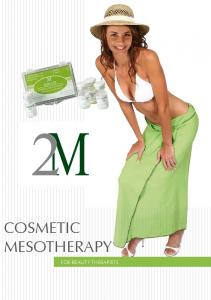 Cosmetic Mesotherapy. For beauty therapists