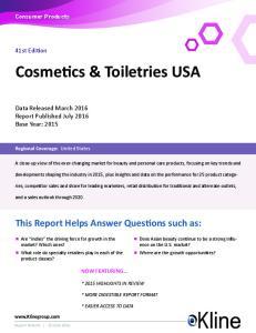 Cosmetics & Toiletries USA