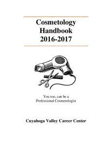Cosmetology Handbook
