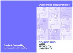 COUNSELLING WITH PLYMOUTH UNIVERSITY