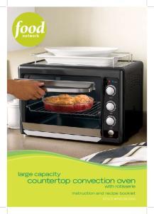 countertop convection oven