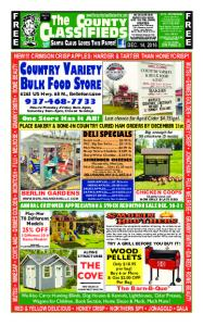 COUNTRY VARIETY BULK FOOD STORE