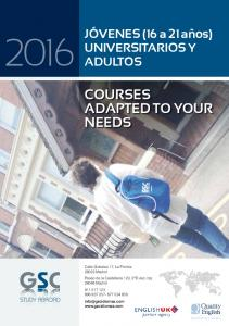 COURSES ADAPTED TO YOUR NEEDS