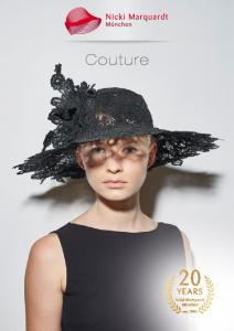Couture. Our famous hats on famous heads!